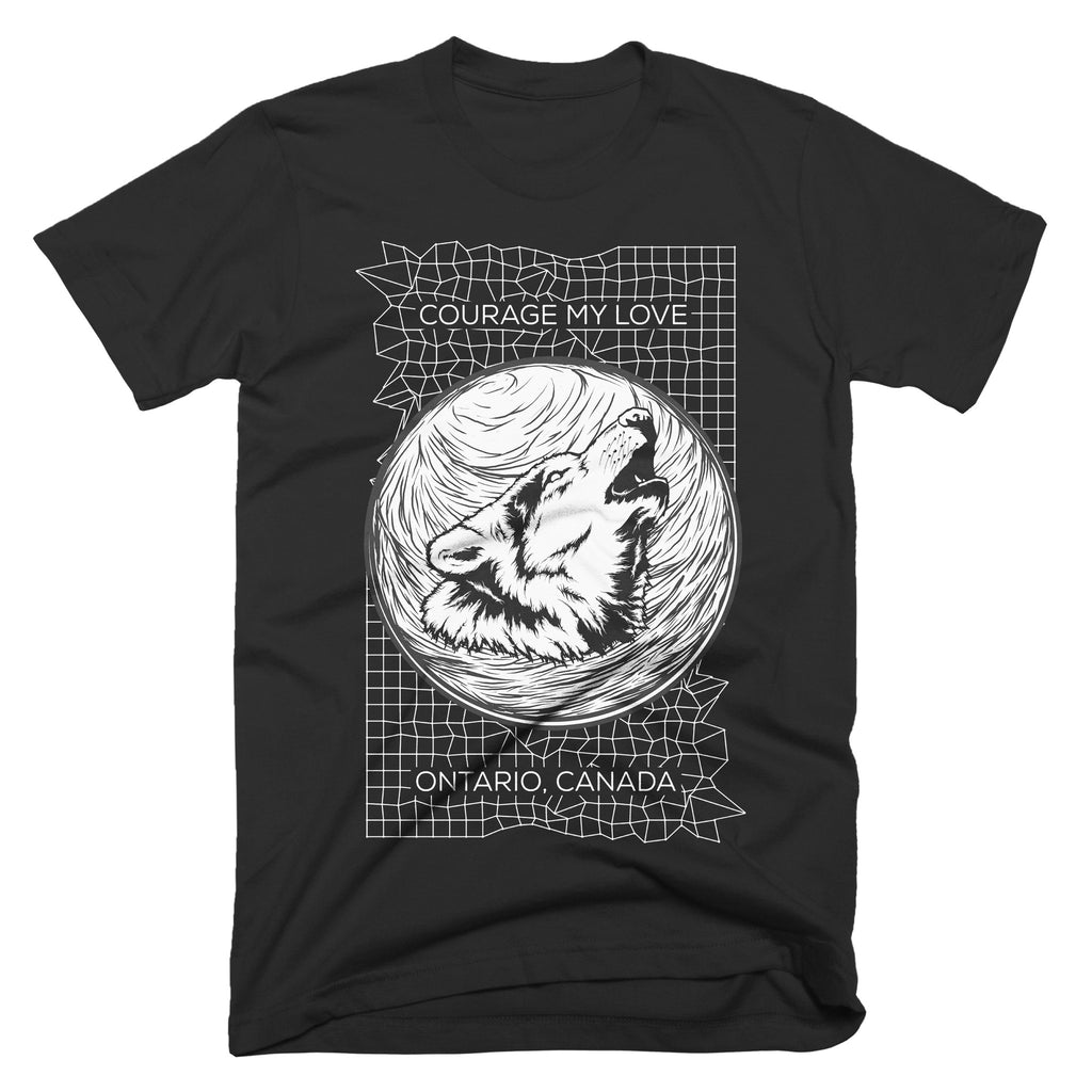 "Courage My Love ""Wolf"" T-Shirt"