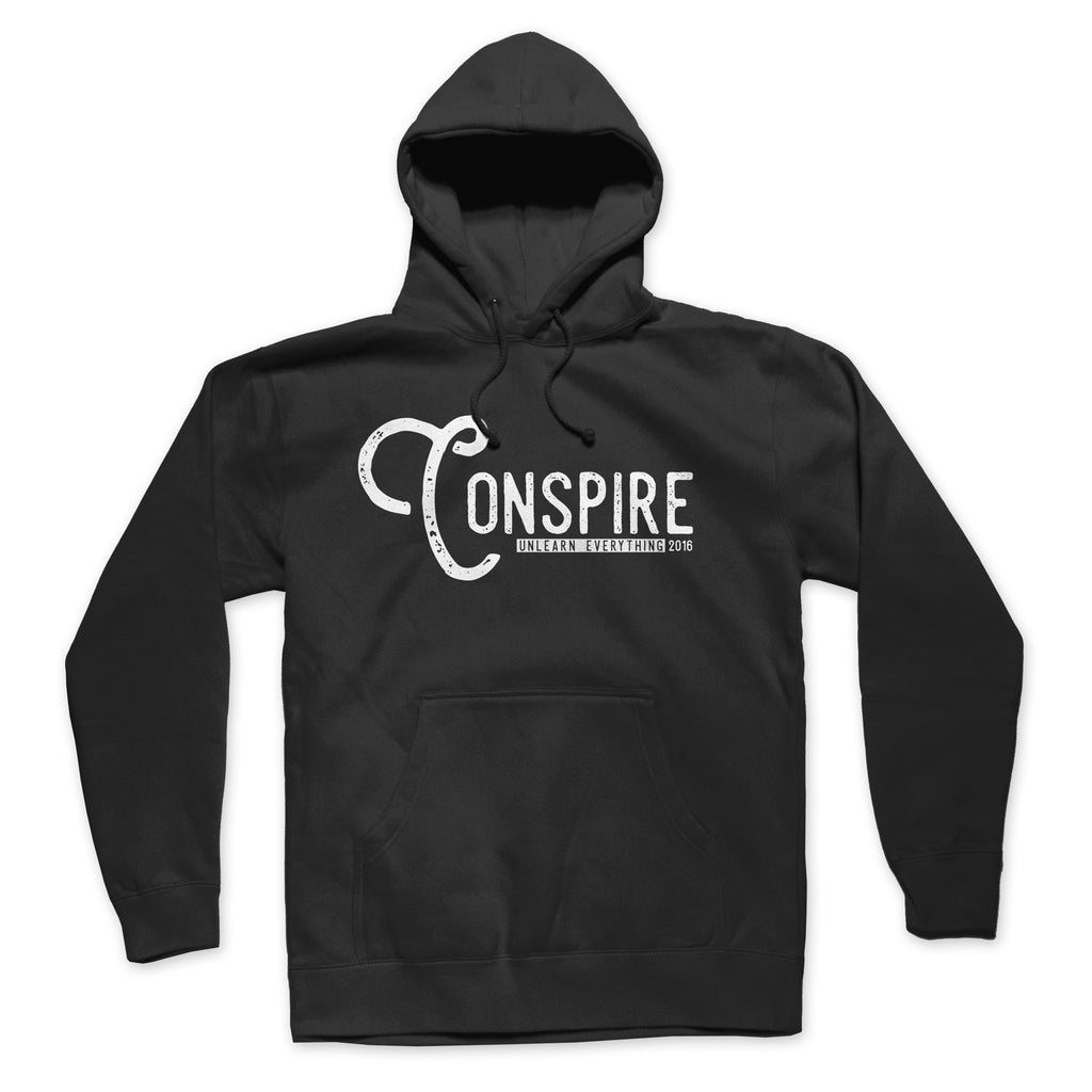 "Conspire ""Unlearn Everything"" Hoodie"