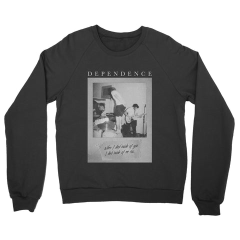 "Dependence ""I Died"" Crewneck Sweatshirt"