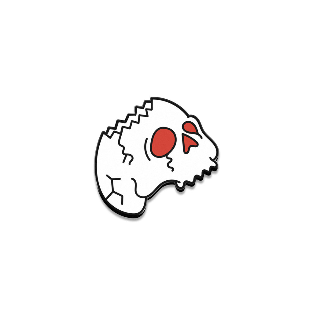 "Kingdom Of Giants ""Skull"" Enamel Pin"