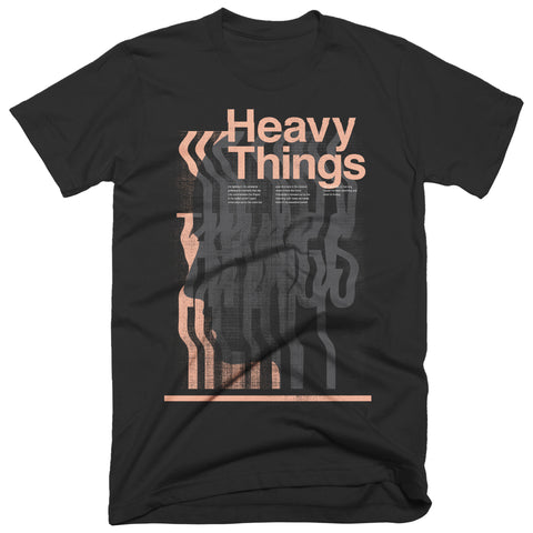 "Heavy Things ""Face"" T-Shirt"