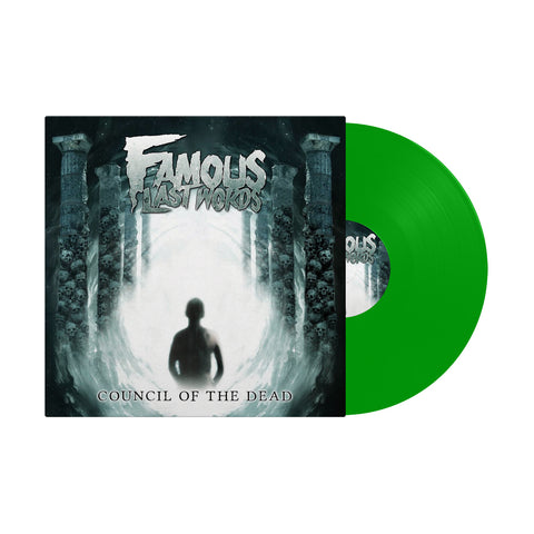 "Famous Last Words ""Council Of The Dead"" Vinyl"