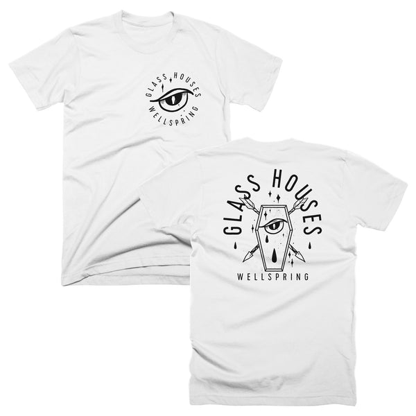"Glass Houses ""Eye Coffin"" T-Shirt"