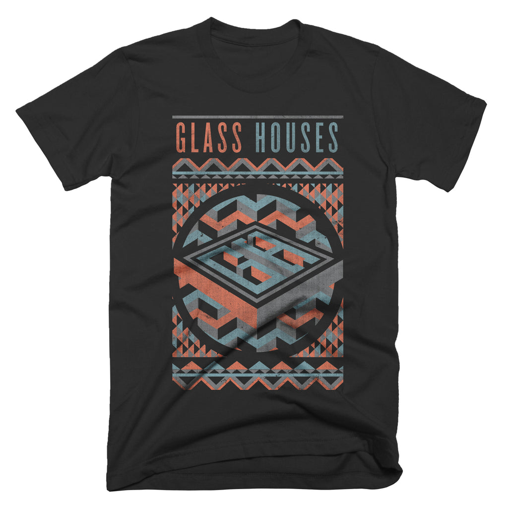 "Glass Houses ""Pattern"" T-Shirt"
