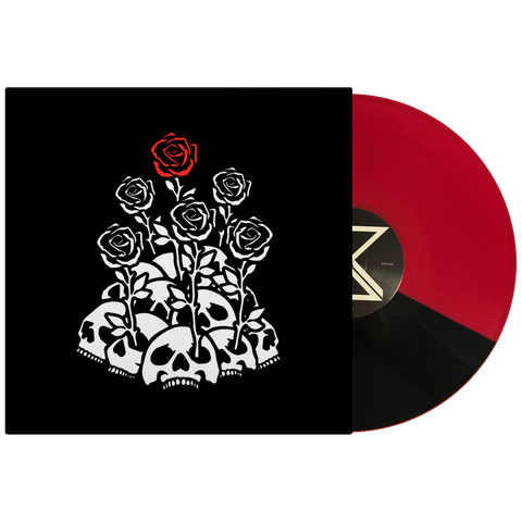 "Kingdom Of Giants ""All The Hell You've Got To Spare"" (Vinyl-Red/Black)"