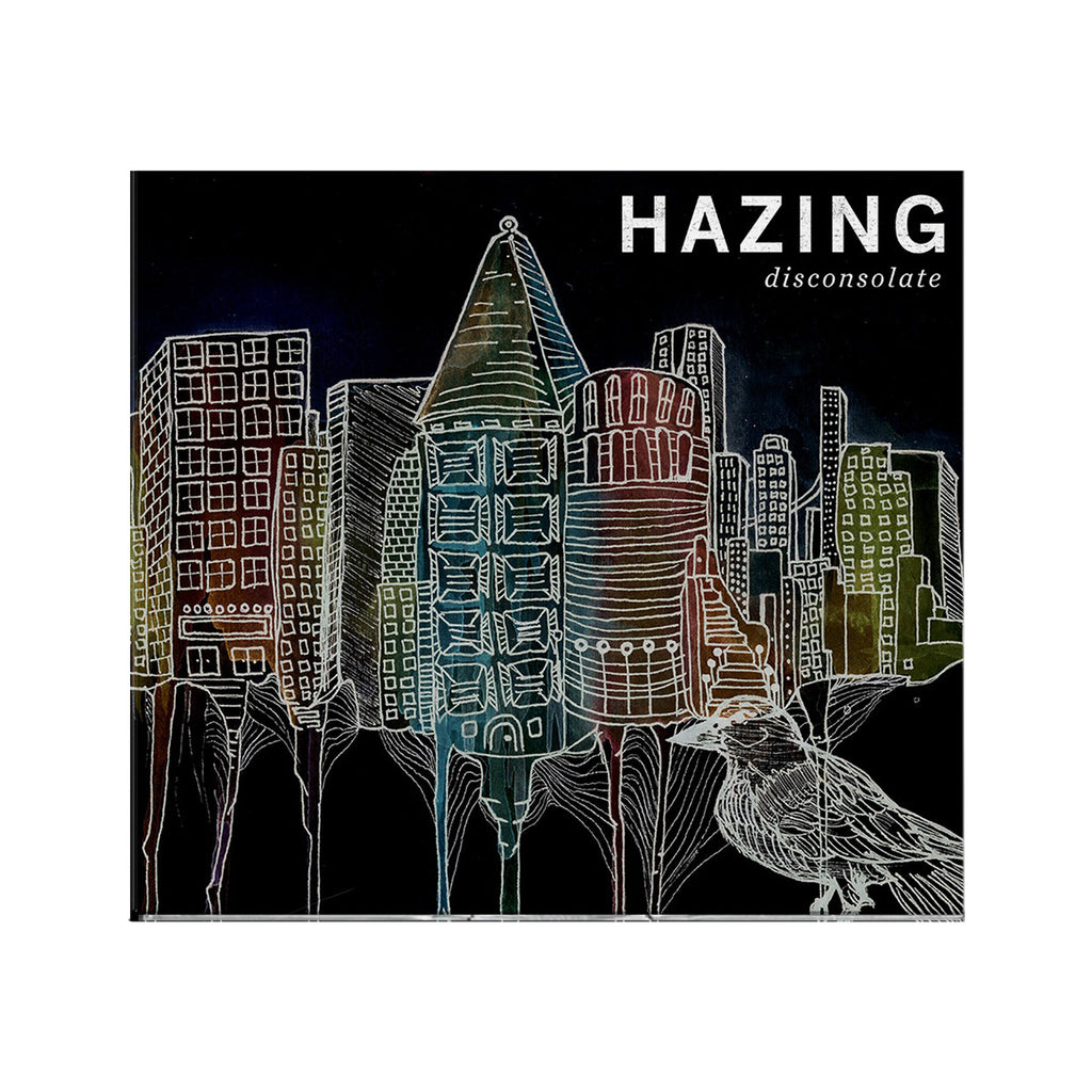 "Hazing ""Disconsolate"" CD"