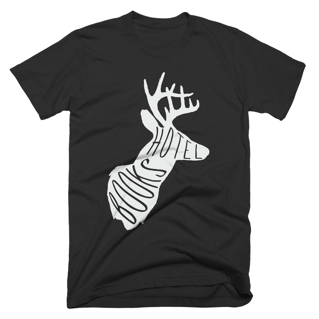"Hotel Books ""Deer"" T-Shirt"
