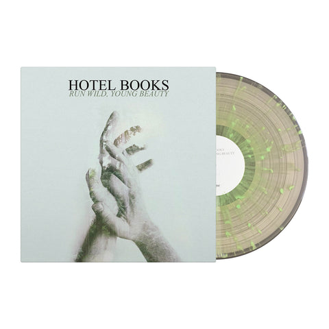 "Hotel Books ""Run Wild, Young Beauty"" Vinyl"