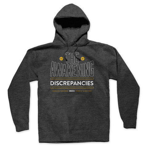 "Discrepancies ""Athletic"" Hoodie"