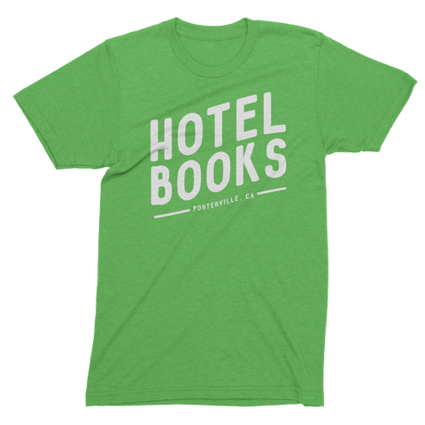 "Hotel Books ""St. Patricks Day"" T-Shirt"