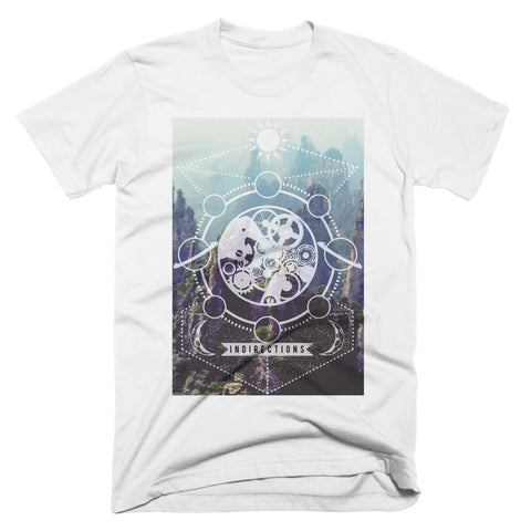 "InDirections ""Clock Forest"" T-Shirt"