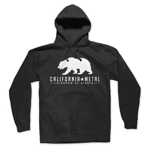 "Kingdom Of Giants ""California Metal"" Hoodie"