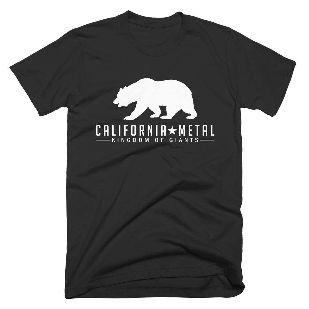 "Kingdom Of Giants ""California Metal"" T-Shirt"