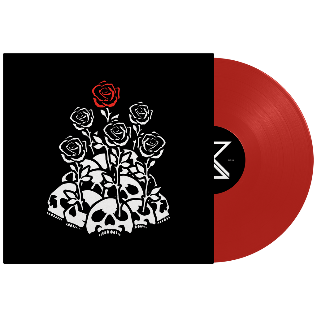 "Kingdom Of Giants ""All The Hell You've Got To Spare"" (Vinyl-Red)"