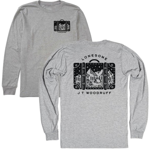 "JT Woodruff ""Lonesome"" Long Sleeve T-Shirt"