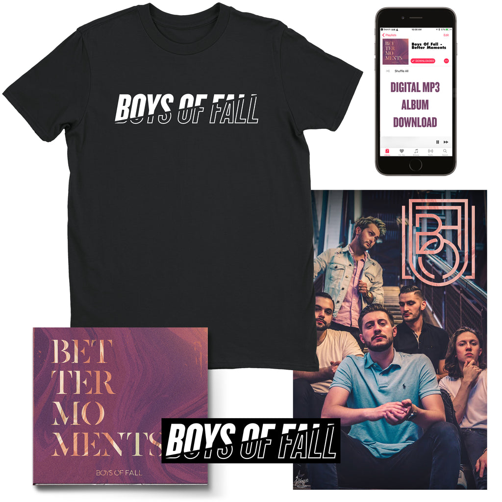 "Boys Of Fall ""Just Do It"" T-Shirt Bundle (PRE-ORDER)"