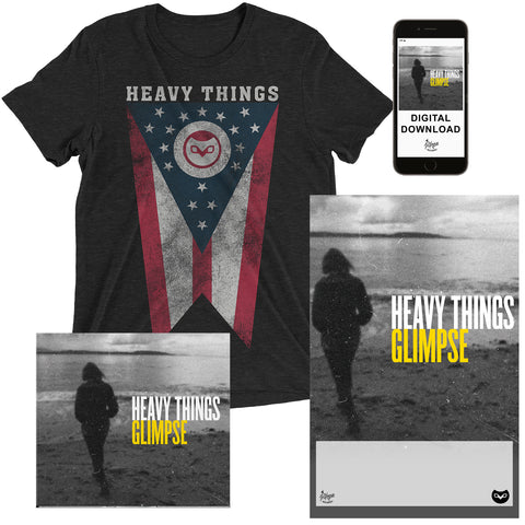 "Heavy Things ""Ohio Flag"" Shirt Bundle"