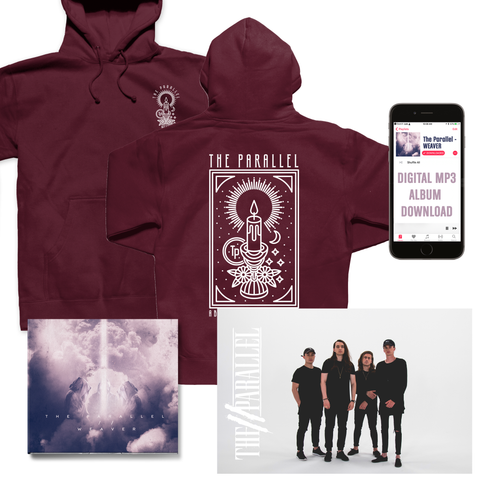 "The Parallel ""Candle"" Hoodie Bundle (PRE-ORDER)"