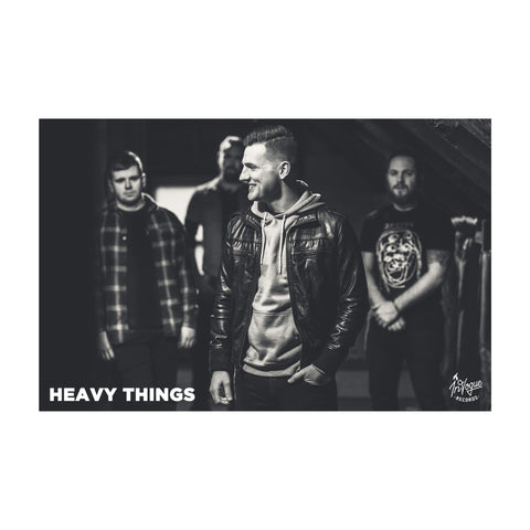 Heavy Things Poster