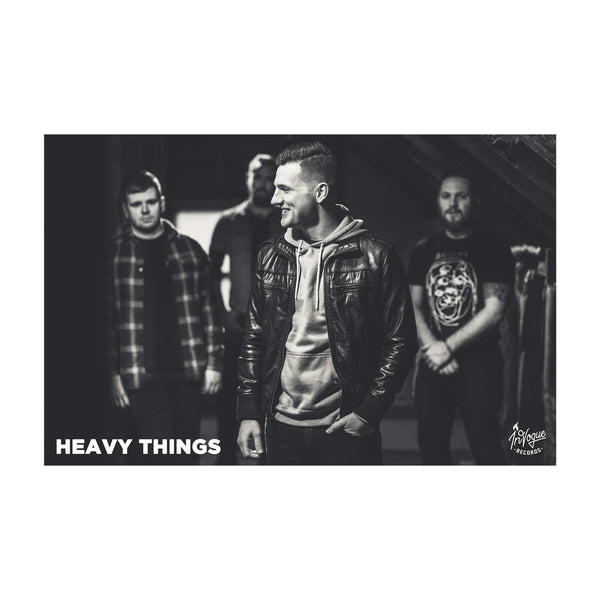 "Heavy Things ""Shoe"" T-Shirt Bundle"