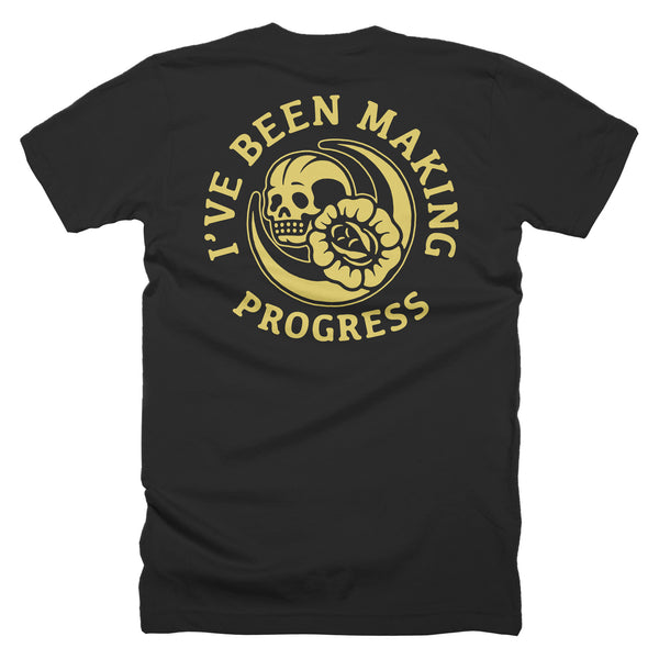 "In Her Own Words ""Progress"" T-Shirt"