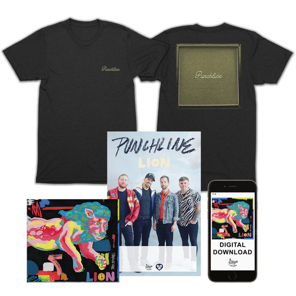 "Punchline ""Cab"" Shirt Bundle"