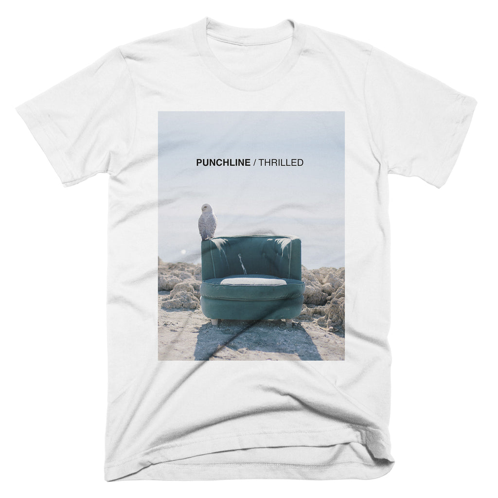 "Punchline ""Thrilled"" T-Shirt"