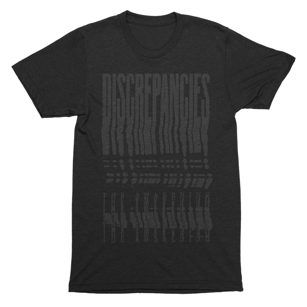 "Discrepancies ""Scanner"" T-Shirt"