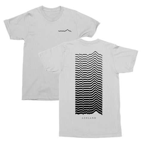 "Ashland ""Soundwaves"" T-Shirt - MEDIUM"