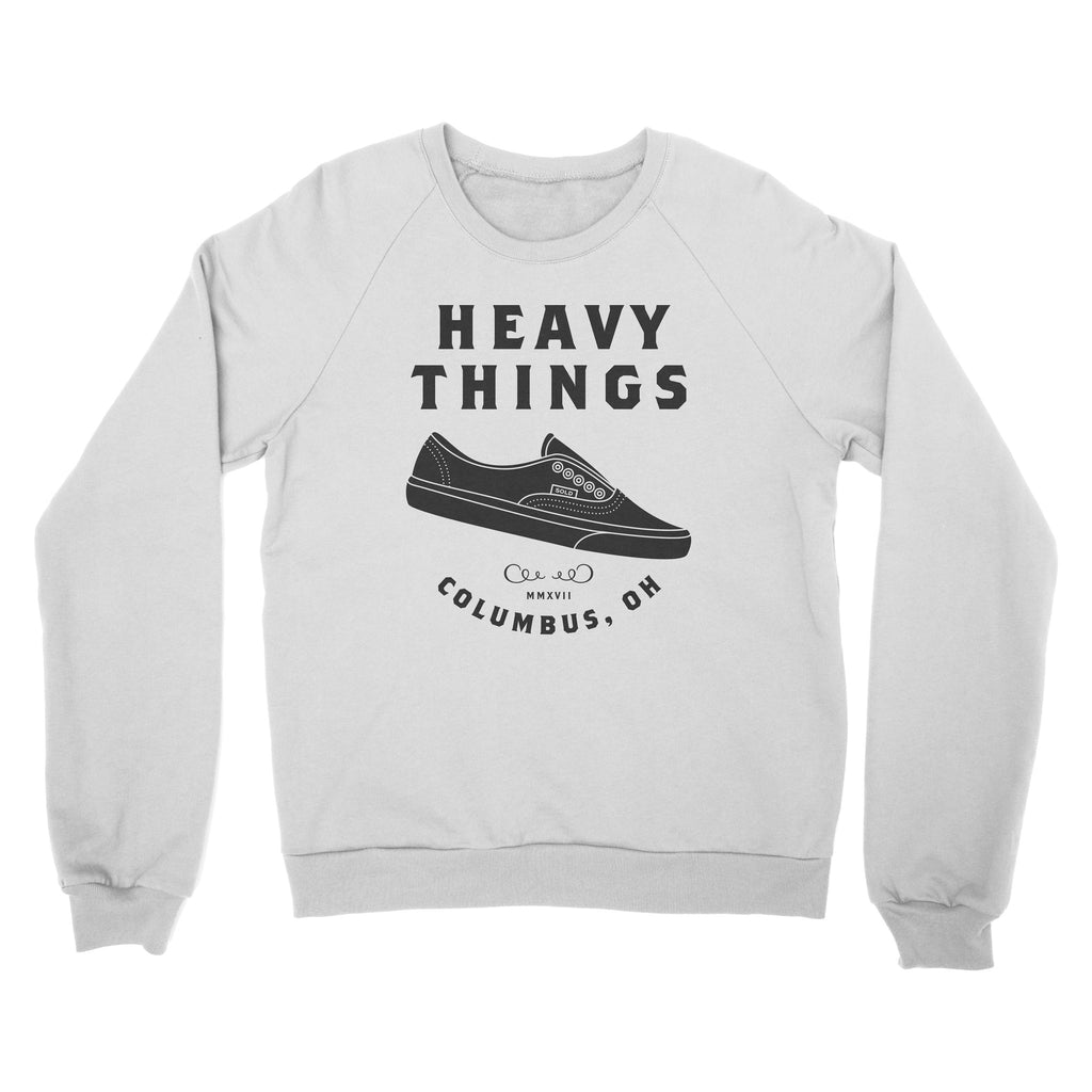 "Heavy Things ""Shoe"" Crewneck Sweatshirt"