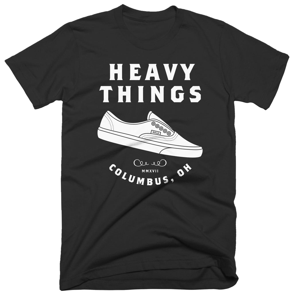 "Heavy Things ""Shoe"" T-Shirt"