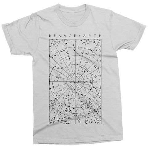"LEAV/E/ARTH ""Star Map"" T-Shirt (Black Friday)"