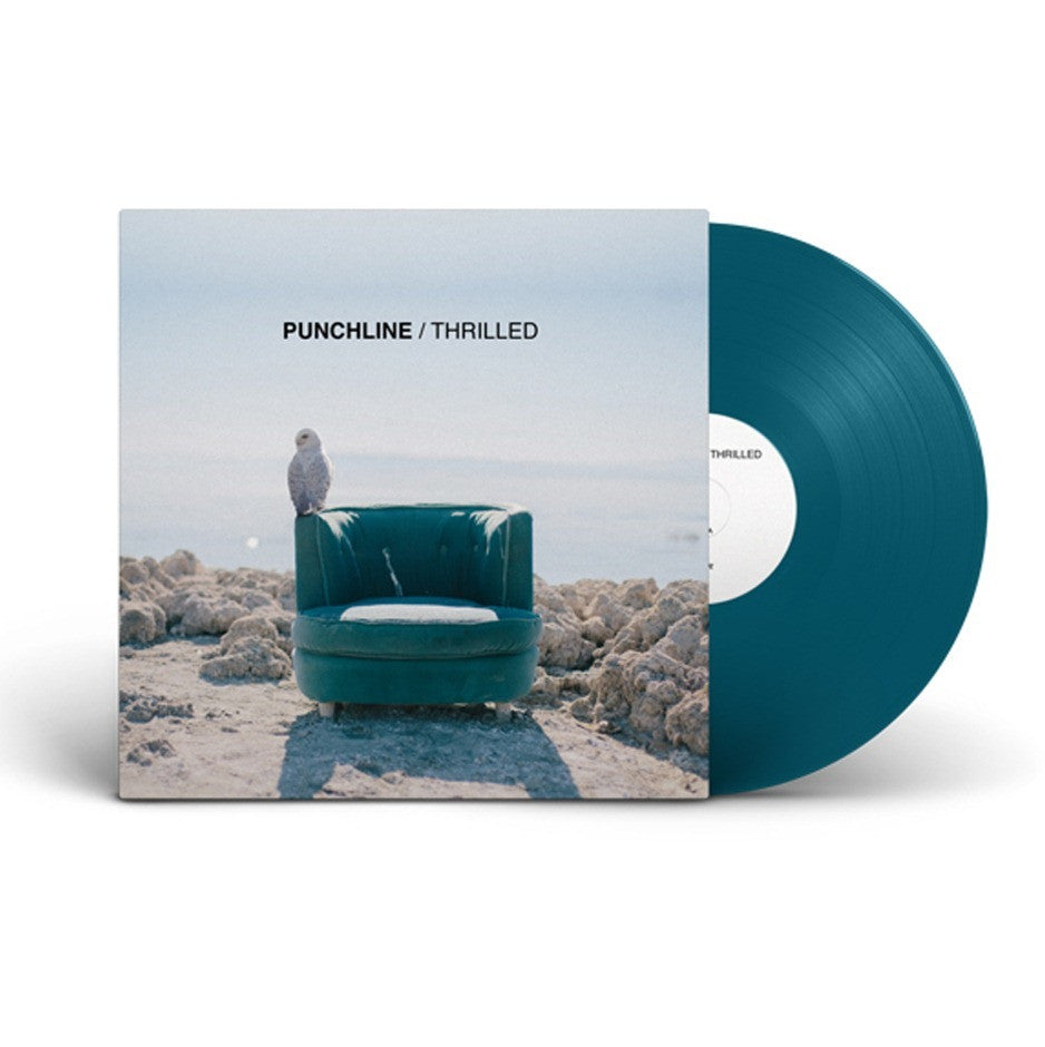 "Punchline ""Thrilled"" Vinyl"