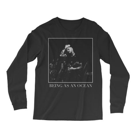 "Being As An Ocean ""Tyler Ross"" Long Sleeve Shirt"