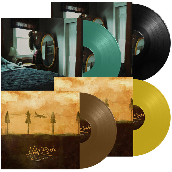 Hotel Books Ultimate Vinyl Bundle
