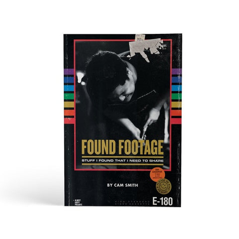 Hotel Books - Found Footage: Stuff I Found That I Need To Share (Book)