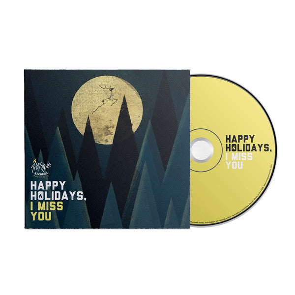 Happy Holidays, I Miss You (CD)