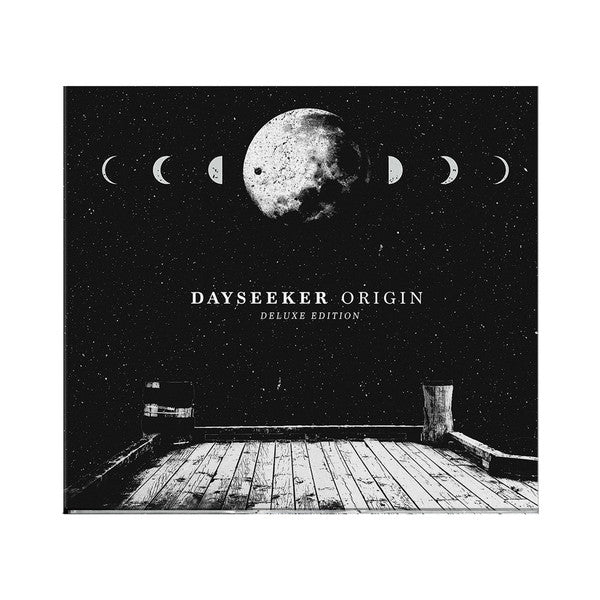 "Dayseeker ""Origin [Deluxe Edition]"" CD **AUTOGRAPHED**"