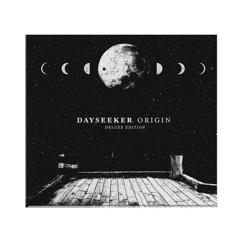 "Copy of Dayseeker ""Origin [Deluxe Edition]"" CD **AUTOGRAPHED**"
