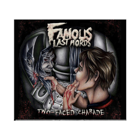 "Famous Last Words ""Two Faced Charade"" CD"