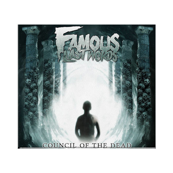 "Famous Last Words ""Council Of The Dead"" CD"