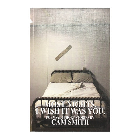 Hotel Books - Most Nights, I Wish It Was You (Book)
