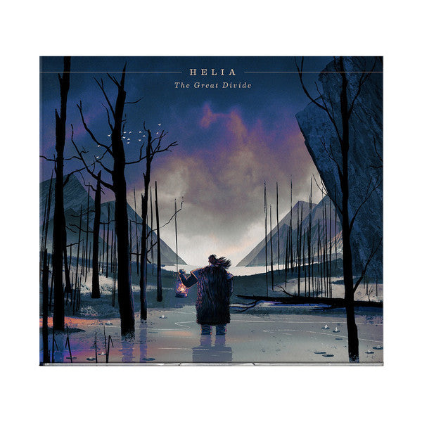"Helia ""The Great Divide"" CD"