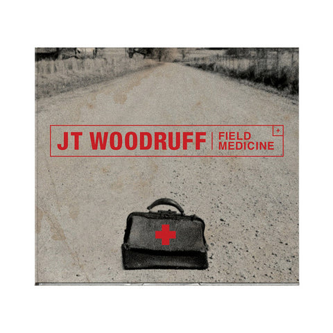 "JT Woodruff ""Field Medicine"" CD"