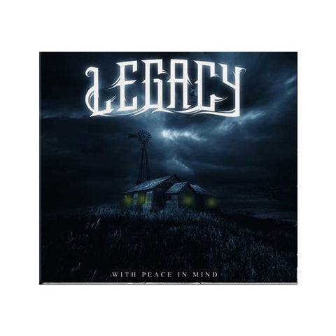 "Legacy ""With Peace In Mind"" CD"