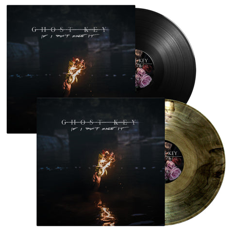 "Ghost Key ""If I Don't Make It"" Vinyl Bundle"