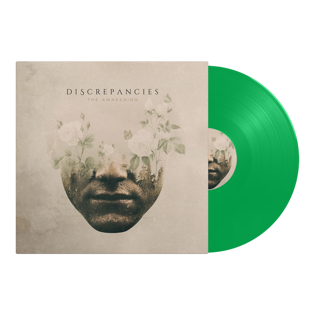 "Discrepancies ""The Awakening"" Vinyl"