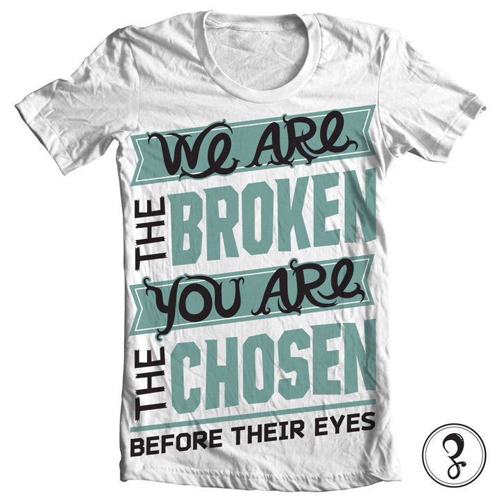 "Before Their Eyes ""Broken"" T-Shirt"