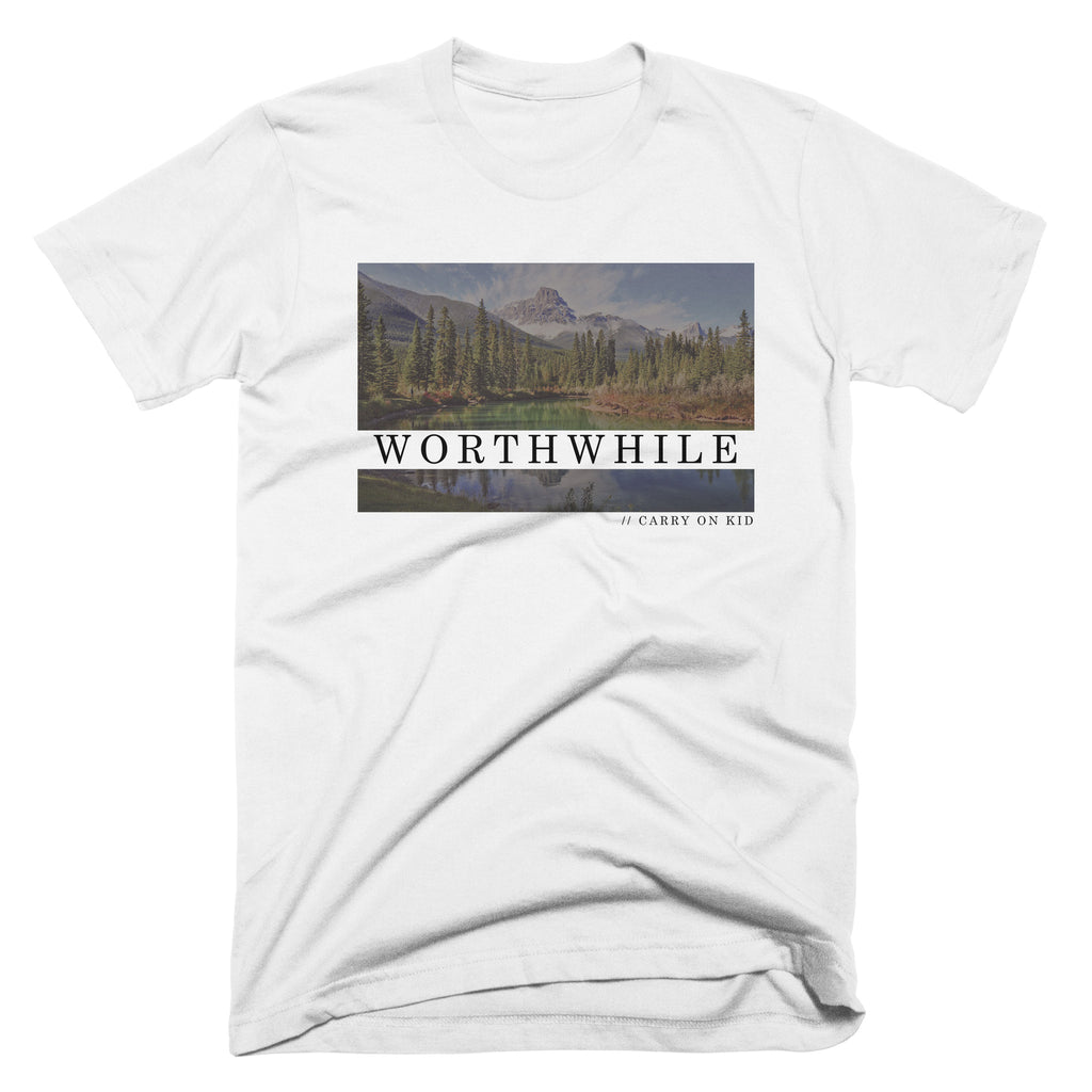 "Worthwhile ""Nature"" T-Shirt"