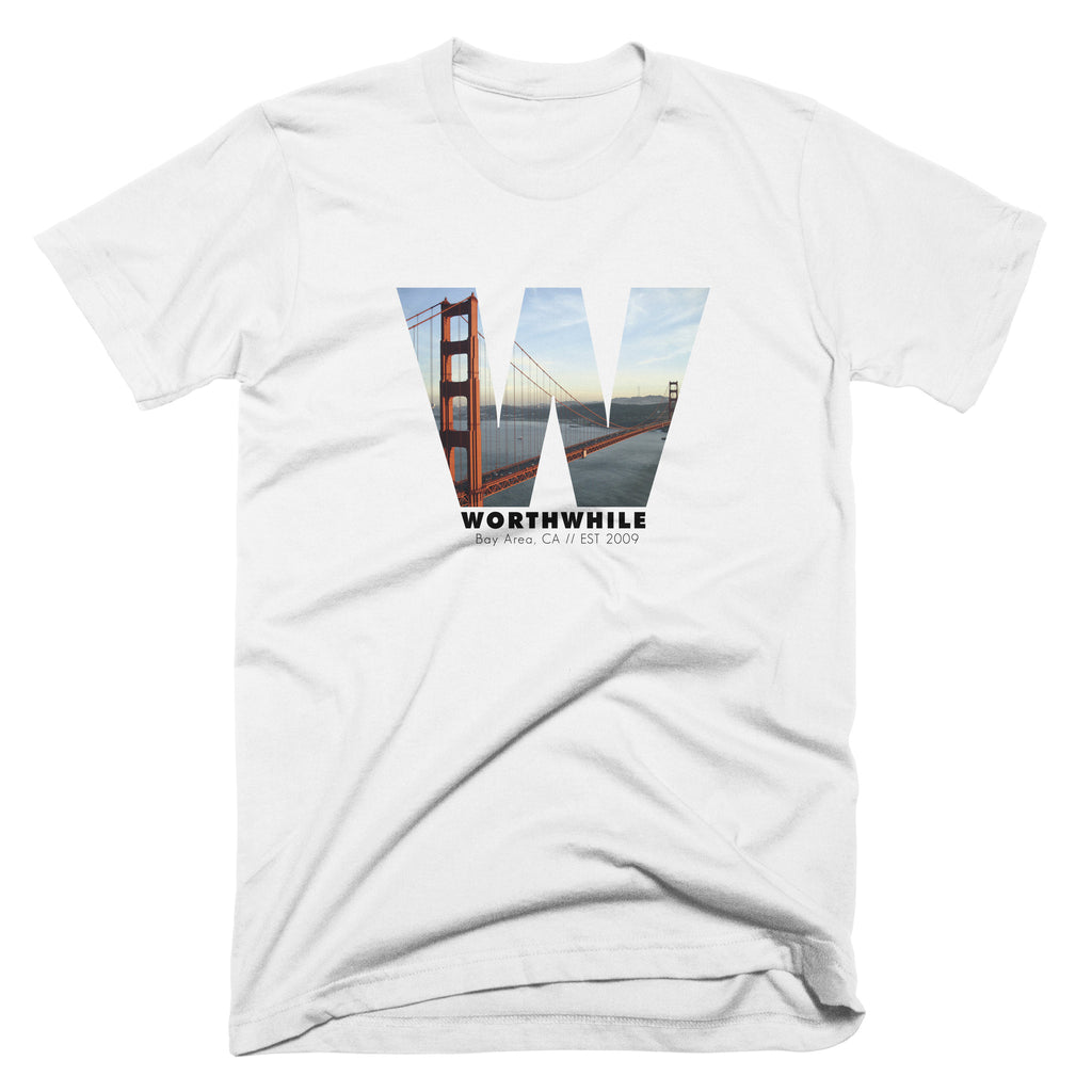 "Worthwhile ""San Francisco"" T-Shirt"